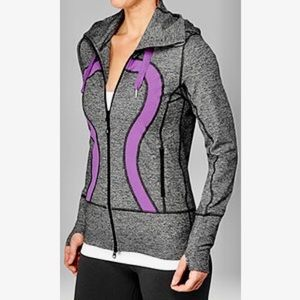 Lululemon Stride Jacket - Space Grey